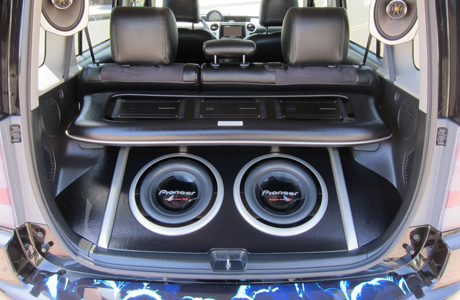 car audio electronics, car amplifiers, custom stereo, auto stereo system, rear deck audio speakers, rear car speakers, car truck audio system, auto subwoofer, car electronics, mobile audio